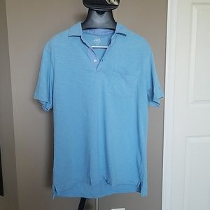 Men's Izod Saltwater relaxed classic Polo Shirt, L
